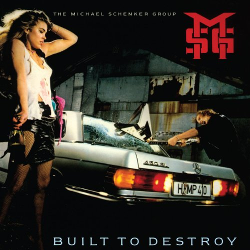 Michael Schenker Group Captain Nemo cover art