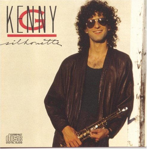 Kenny G Silhouette cover art
