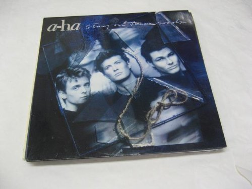 A-Ha The Living Daylights cover art