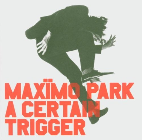 Maximo Park Going Missing cover kunst