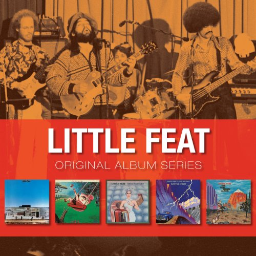 Little Feat Rock And Roll Doctor cover art
