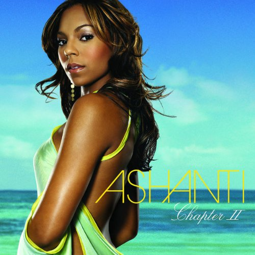 Ashanti Rain On Me cover art