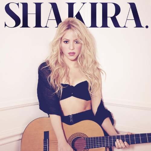 Shakira You Don't Care About Me cover art