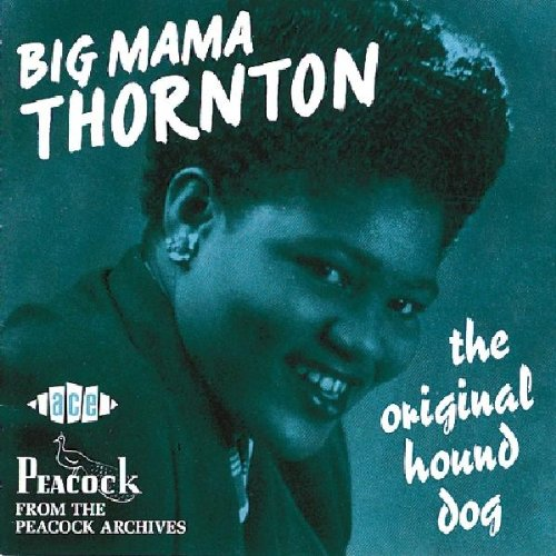 Big Mama Thornton Hound Dog cover art