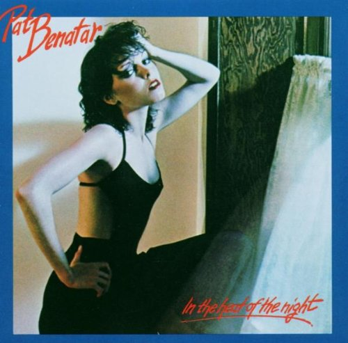 Pat Benatar Heartbreaker cover art