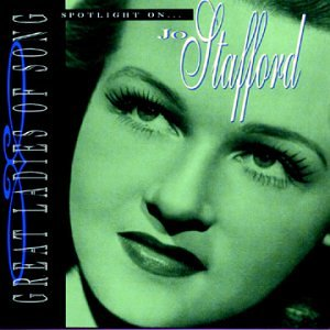 Jo Stafford I Remember You cover art