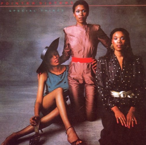 The Pointer Sisters He's So Shy cover art