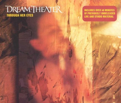 Dream Theater Scene Five: Through Her Eyes cover art