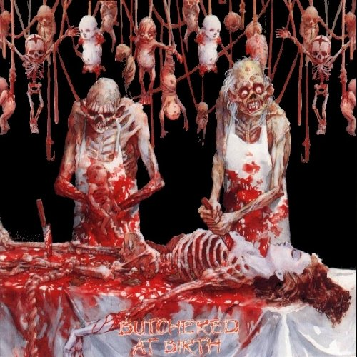 Cannibal Corpse Vomit The Soul cover art