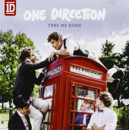 One Direction Live While We're Young cover art