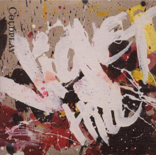 Coldplay A Spell A Rebel Yell cover art