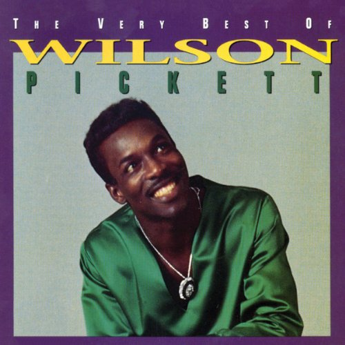 Wilson Pickett I'm A Midnight Mover cover art