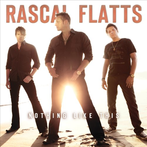 Rascal Flatts Tonight Tonight cover art