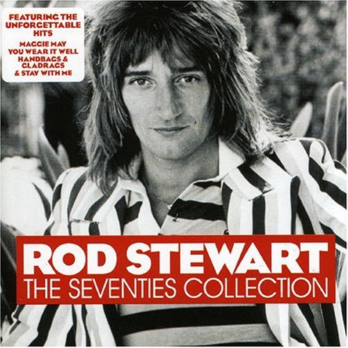 Rod Stewart In A Broken Dream cover art