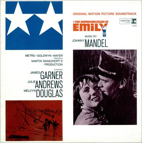 Johnny Mandel Emily cover art