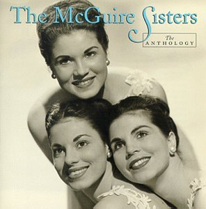 McGuire Sisters Sincerely cover art