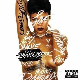 Rihanna Half Of Me cover art
