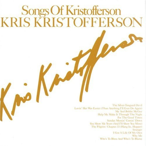 Kris Kristofferson The Silver Tongued Devil (The Silver Tongued Devil And I) cover art