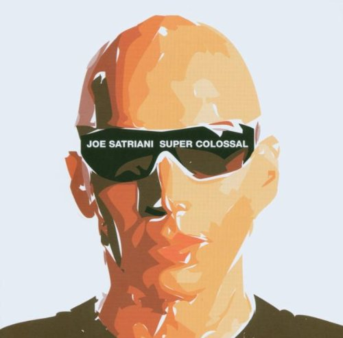 Joe Satriani Made Of Tears cover art