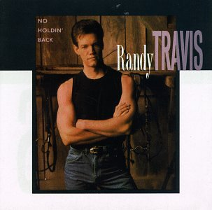 Randy Travis Hard Rock Bottom Of Your Heart cover art