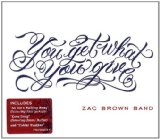 Let It Go sheet music by Zac Brown Band