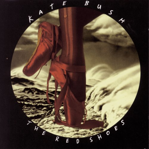 Kate Bush Rubberband Girl cover art