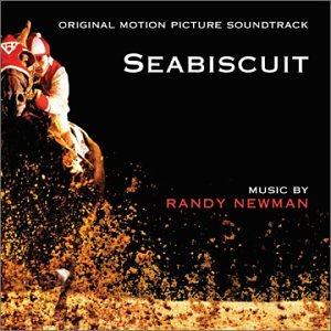 Randy Newman Seabiscuit (from Seabiscuit) cover art
