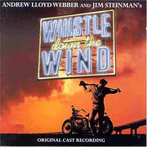 Andrew Lloyd Webber A Kiss Is A Terrible Thing To Waste (from Whistle Down The Wind) cover art