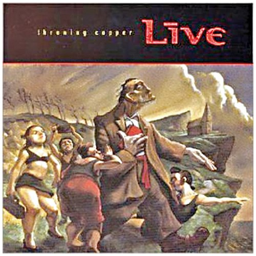 Live Lightning Crashes cover art & Lightning Crashes Guitar Tab by Live (Guitar Tab u2013 73420) azcodes.com