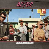 Dirty Deeds Done Dirt Cheap sheet music by AC/DC