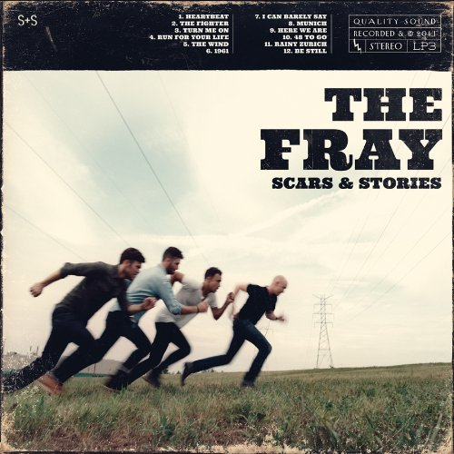 The Fray Heartbeat cover art