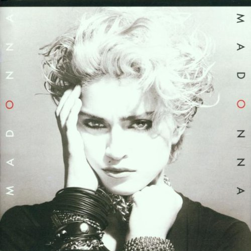 Madonna Holiday cover art