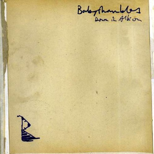 Babyshambles Killamangiro cover art