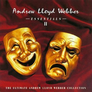 Andrew Lloyd Webber Masquerade (from The Phantom Of The Opera) cover art