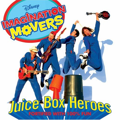Imagination Movers What's In The Fridge? cover art