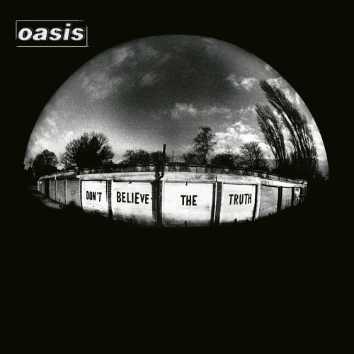 Oasis Let There Be Love cover art