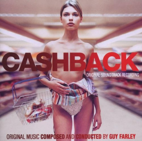 Guy Farley Frozen (from 'Cashback') cover art