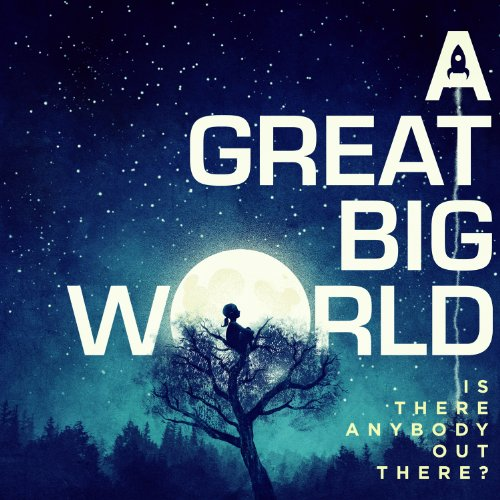 A Great Big World and Christina Aguilera Say Something cover art