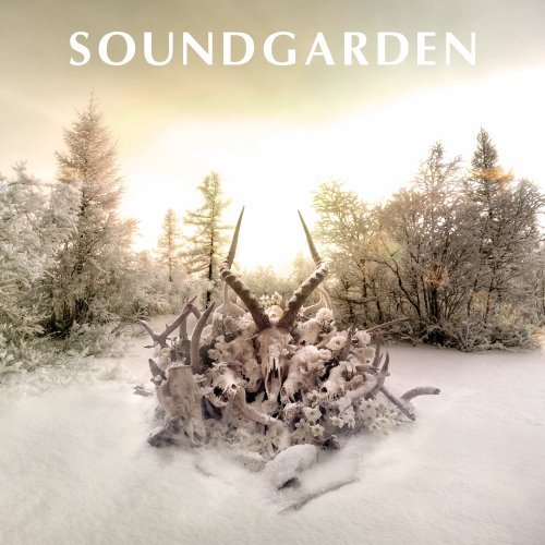Soundgarden Halfway There cover art