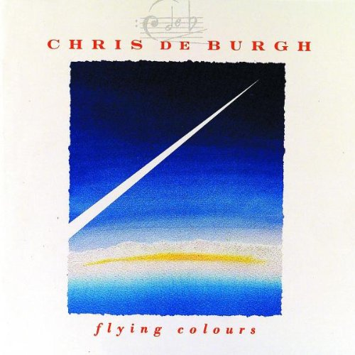 Chris de Burgh The Last Time I Cried cover art
