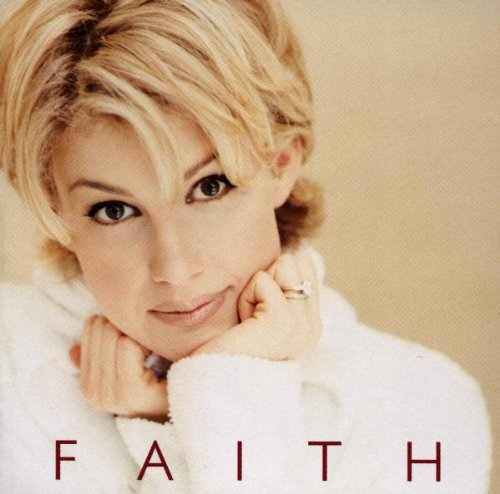 Faith Hill This Kiss cover art