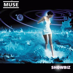 Muse Sunburn cover art