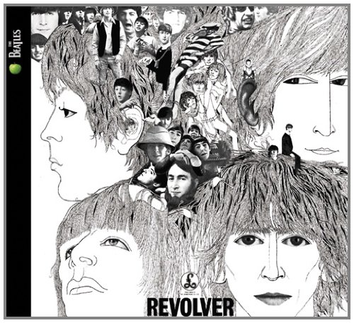 The Beatles Tomorrow Never Knows cover art