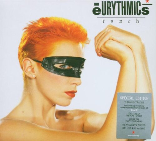 Eurythmics Who's That Girl? cover art