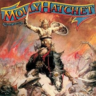 Molly Hatchet Beatin' The Odds cover art