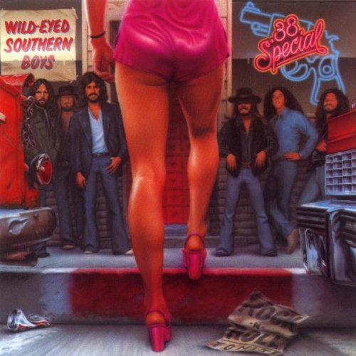 38 Special Wild Eyed Southern Boys cover art