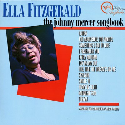 Ella Fitzgerald Midnight Sun cover art