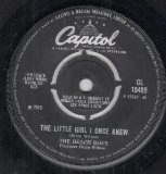 The Little Girl I Once Knew sheet music by The Beach Boys