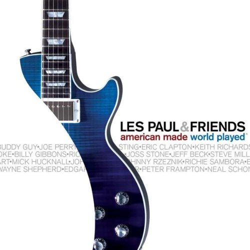 Les Paul Caravan cover art