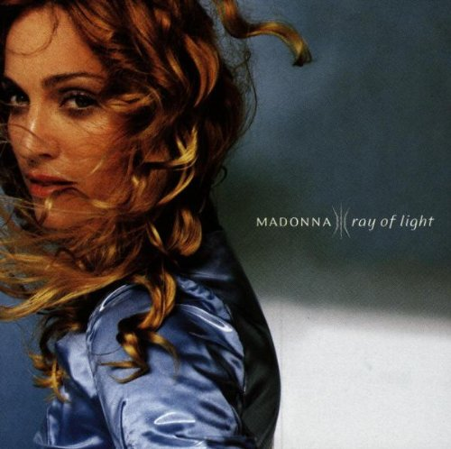 Madonna Frozen cover art